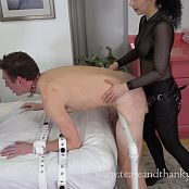 Mandy Marx & Allie Heart Mystery Girl Learns Pegging HD Video