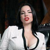 Alexandra Snow Stroke For My Visage Video 140921 mp4