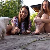 Cinderella Story Juliet Summer Kittens HD Video 001