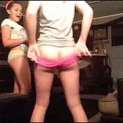 2 young teens twerking video 200921 webm
