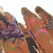 Candid Califas TASTY TEEN TRIO Video 210921 mp4