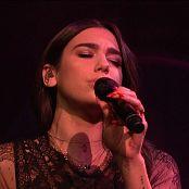 Dua Lipa Homesick Saturday Night Live 02 03 2018 1080i Video 210921 ts