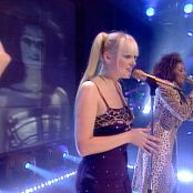 Spice Girls Too Much Live TOTP Xmas 1997 HD Video