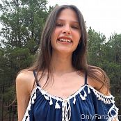 Cinderella Story Nika Sands In The Wood 026