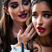 Natalie Mars and Emily Willis Fairest of Them All Part 1 014