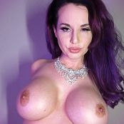 Goddess Valora Sensual Diamond Drain Topless JOI HD Video