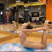 Danatar Yoga With Danatar 8 min Stretching HD Video