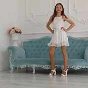 Brima Lola White Dress Video 130520 avi