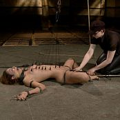 Amber Rayne Gets Tied To Floor And Tortured BDSM HD Video