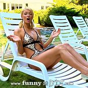 Paris Hilton Looking Sexy In Bikini Running For President HD Video