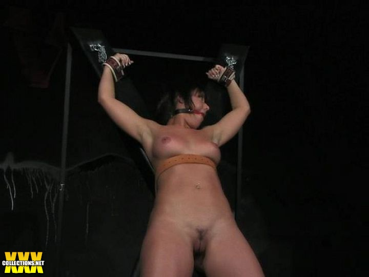 tied up and tortured bdsm