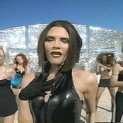 Spice Girls Sexy BTS From Say You'll Be There Video