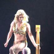 Britney Spears Drop Dead Live Femme Fatale Tour HD Video