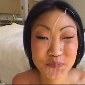 Lucy Lee Cute Asian Girl Takes Load On Her Face Video