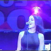 Alizee Moi Lolita Live Costapop Spain Bootleg Video