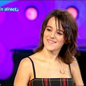 Alizee Moi Lolita Star Academy 2003 HQ Video