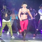 Britney Spears Sexy Dancing Live From Circus Tour HD Video