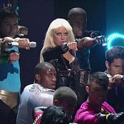 Christina Aguilera Medley In Shiny Latex Live VMA FULL HD Video