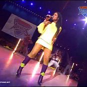 Christina Milian Medley Live TMF Awards 2002 Video