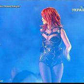 Rihanna We Ride Live In Russia Video