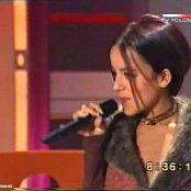 Alizee Moi Lolita TV Pol 2001 HQ 150714avi 00008