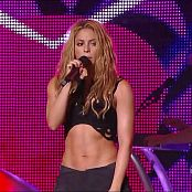 Shakira Did It Again And Interview Live Jimmy Kimmel 2009 HD Video