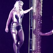 Britney Spears Looking Sexy On Her Circus Tour HD Video
