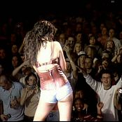 Christina Aguilera Latin Lover Song Live Stripped In UK Video