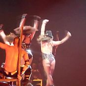 Britney Spears Slave 4 You Live Circus Tour Sexy Ass HD Video