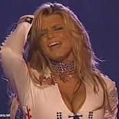 Jessica Simpson Irresistble Live 4th July 2001 Sexy Tight Corset Video