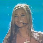 Holly Valance Kiss Kiss Live Disney Kids Awards 2002 Video