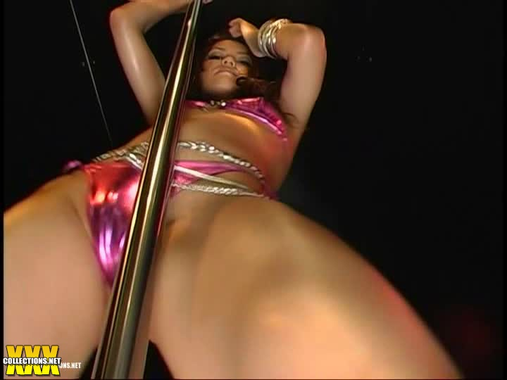 Strip pole dancing to happy song - 3 part 5