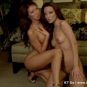 KT So And Miko Sinz Black Nighties Video