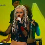 Christina Aguilera Get mine get yours Live 2002 CDUK 150714avi 00002