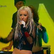 Christina Aguilera Get mine get yours Live 2002 CDUK 150714avi 00002