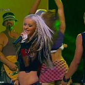 Christina Aguilera Get mine get yours Live 2002 CDUK 150714avi 00005