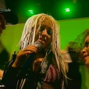 Christina Aguilera Get mine get yours Live 2002 CDUK 150714avi 00008