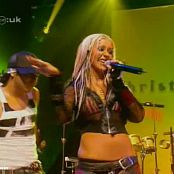 Christina Aguilera Get mine get yours Live 2002 CDUK 150714avi 00009