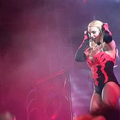 Britney Spears How I Roll Live Dominican Republic HD Video