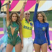 Jennifer Lopez We Are One Ole Ola Live Fifa World Cup Opening 2014 HD Video