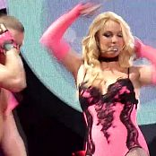 Britney Spears How I Roll Very Sexy Live Amneville HD Video