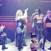 Britney Spears Sexy Leather Dominatrix Piece of Me Tour HD Video