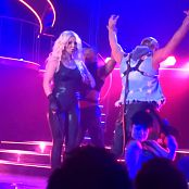 Britney Spears Freak Show in Vegas 5 Sexy Latex Catsuitmp4 00009