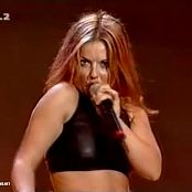 Spice Girls Who Do You Think You Are Geri Sexy Latex top 1997 HQ newavi 00002