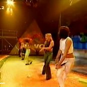 Spice Girls Who Do You Think You Are Geri Sexy Latex top 1997 HQ newavi 00003