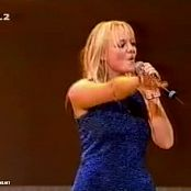 Spice Girls Who Do You Think You Are Geri Sexy Latex top 1997 HQ newavi 00004