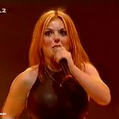 Spice Girls Who Do You Think You Are Geri Sexy Latex top 1997 HQ newavi 00005