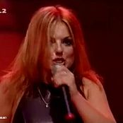 Spice Girls Who Do You Think You Are Geri Sexy Latex top 1997 HQ newavi 00008