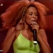 Spice Girls Who Do You Think You Are Geri Sexy Latex top 1997 HQ newavi 00010