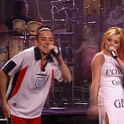 Spice Girls Wannabe Live at SNL DVD newavi 00004